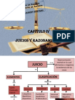 4 Juicios y Razonamientos