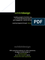 Interactive Exhibit Design a Cads m