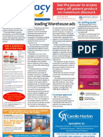 Pharmacy Daily for Tue 23 Oct 2012 - Misleading Warehouse, NZ staffing issues, Kids and vitamins and much more...