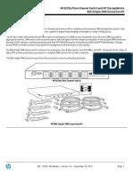 HP 8-20q Fibre Channel Switch