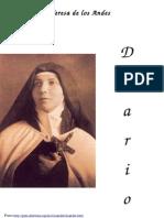 Teresa de Los Andes. Diario. (en Italiano)