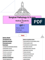 GIT1 Surgical Pathology & X-Rays