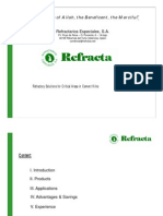 Refracta Presentation (Refractory)