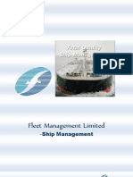Fleet Management Limited - Ship Management