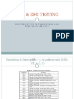 Emc & Emi Testing