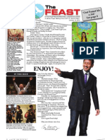 The Feast - October 14, 2012 Issue
