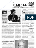 October 23, 2012 issue