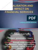 Globalisation and Its Impact on Financial Services