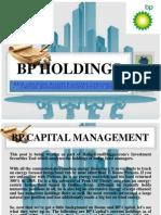BP Capital Management, bp holdings sweden