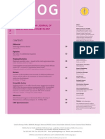 Journal Obstetric Content