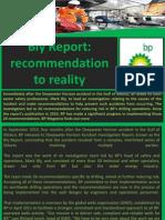 BP Holdings Barcelona - Bly Report