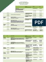 Res Meth Course Schedule
