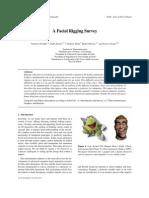 A Facial Rigging Survey