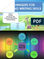 6 Techniques for Teaching Writing Skills