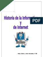 historia de la informaticaHelen Villalta y Annie Hernández