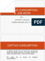 Captive Consumption