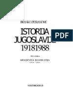 Branko Petranovic - Istorija Jugoslavije - I Knjiga