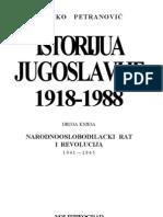Branko Petranovic - Istorija Jugoslavije - II Knjiga