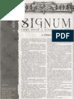 Signum 8. - A Párbaj (J. Goldenlane)