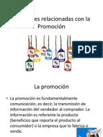 Decisiones relacionadas con la Promoción clase 7