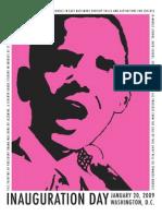 Obama Shirt Print