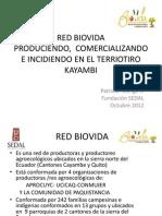 8 Patricia Yaselga - Biovida - Ressak