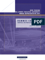 Hammes Company project management proposal