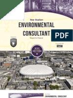 MSFA Environmental Analysis Proposal
