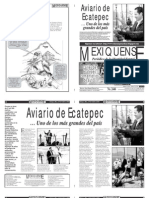 Versión impresa del periódico El mexiquense 23 de octubre 2012