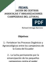 10. Richard Intriago - FECAOL