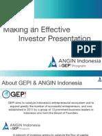 GEPI ANGIN Pitch Workshop Presentation