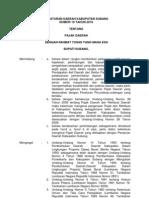 Peraturan Daerah Nomor 10 Tahun 2010 Tentang Pajak Daerah
