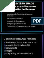REVISÃO ENADE 2012-2