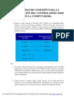 EsquemaConexionCD600 PC