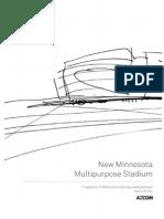 AECOM Vikings Stadium Proposal