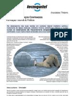 Folheto Academia Treino - Módulo Espaços Confinados