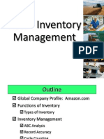 Inventory Mgmt