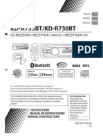 manual jvc reproductor