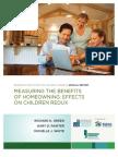 Homeownership and Children