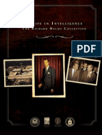 A Life in Intelligence - The Richard Helms Collection