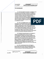 Executive Summary - OIG Report on CIA Accountability With Respect to the 9-11 Attacks