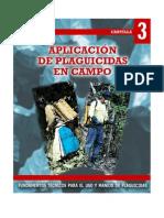 Cartilla 3 - Aplicacion de Plaguicidas en Campo