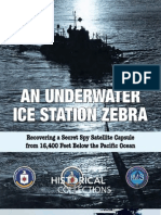 Underwater Ice Station Zebra