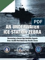 Underwater Ice Station Zebra