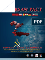 Warsaw Pact - Treaty of Friensdhip, Cooperation and Mutual Assistance