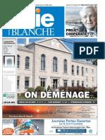 Journal L'Oie Blanche du 24 octobre 2012