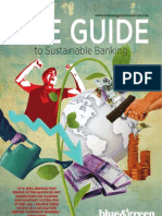 The Guide to Sustainable Banking 2012