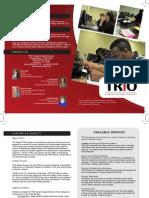 Navarro College TriO Brochure 2012