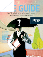The Guide to Sustainable Investment 2012 (NEIW edition)