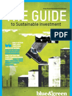 The Guide to Sustainable Investment 2012